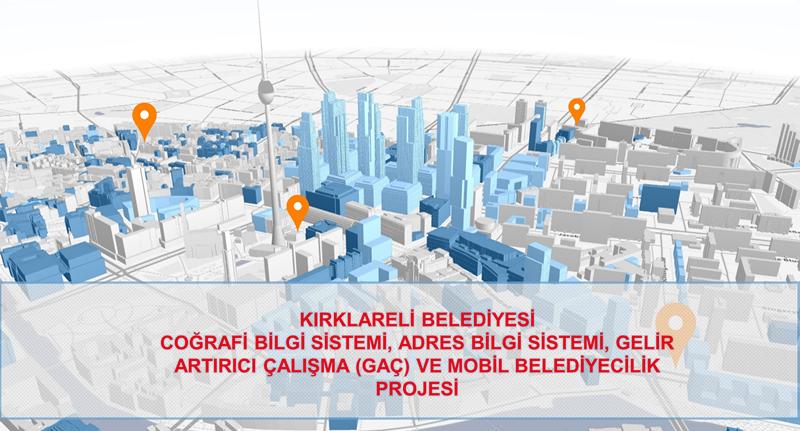 Kırklareli Belediyesi GAÇ Projesi