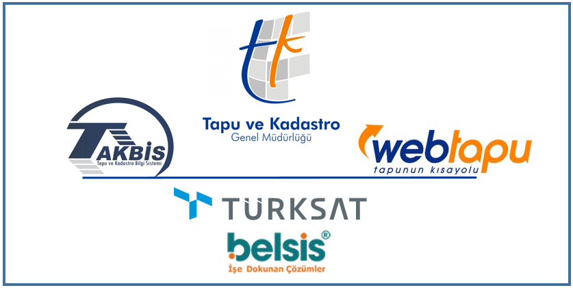 WebTapu Projesi TAKBİS'e Entegre Oluyor!