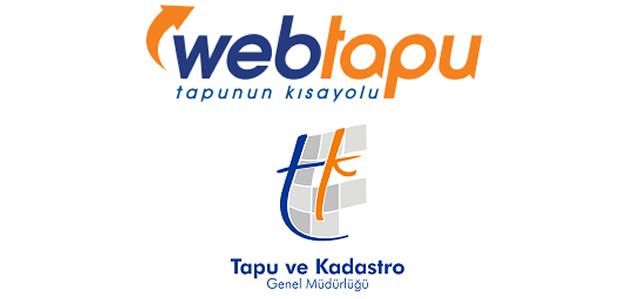 Tapu ve Kadastro Genel Müdürlüğü WebTapu Projesi